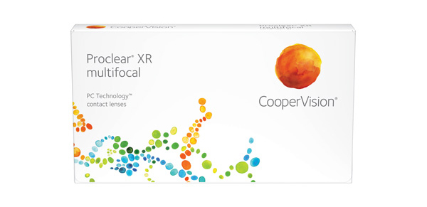 Proclear multifocal XR - Distance (8.7 BC)