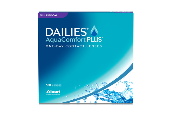 DAILIES AquaComfort PLUS MULTIFOCAL 90 Pack - Medium Add