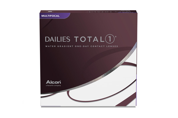 DAILIES TOTAL 1 MULTIFOCAL 90 Pack - High Add