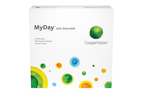 MyDay daily disposable 180 Pack