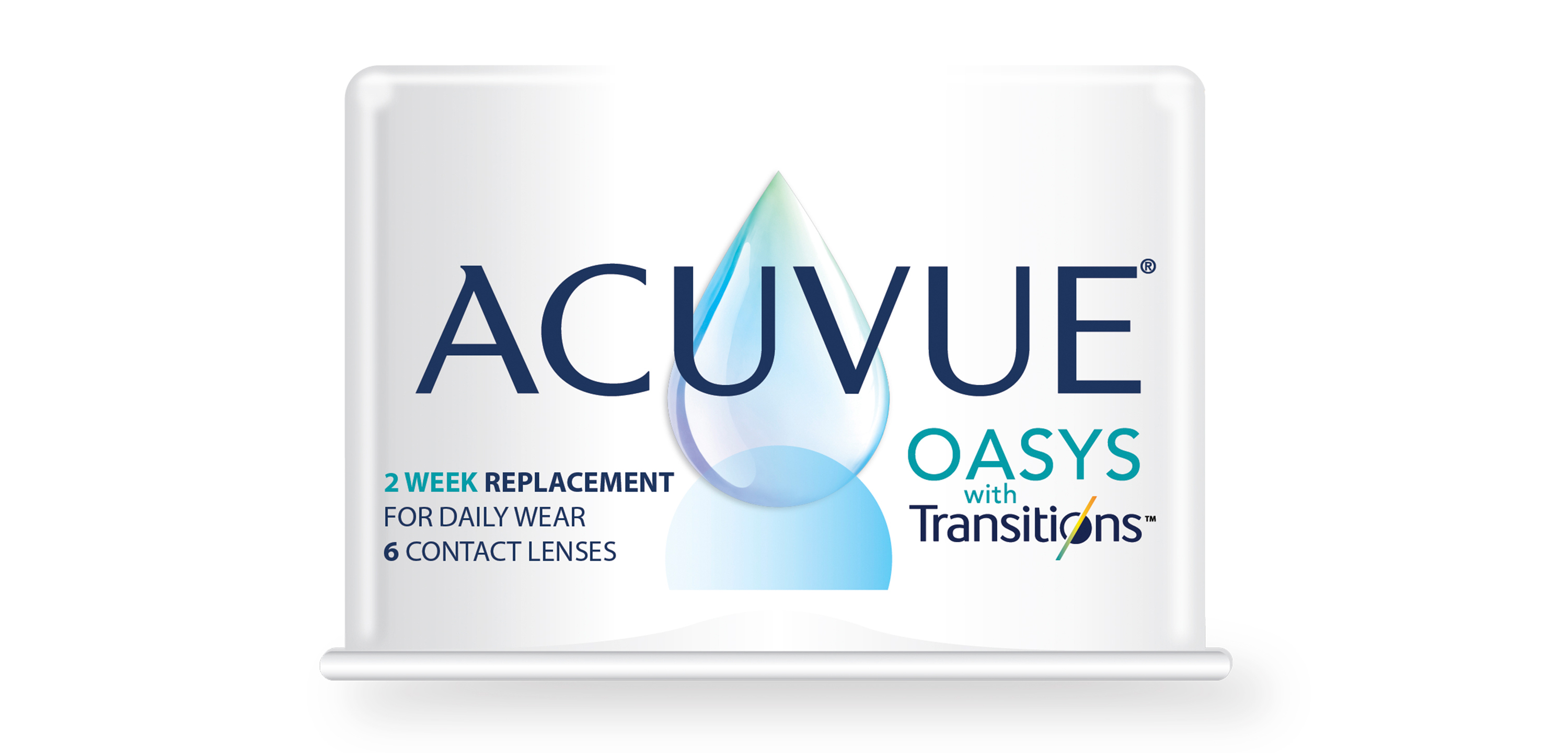 Acuvue Oasys with Transitions 6 Pack