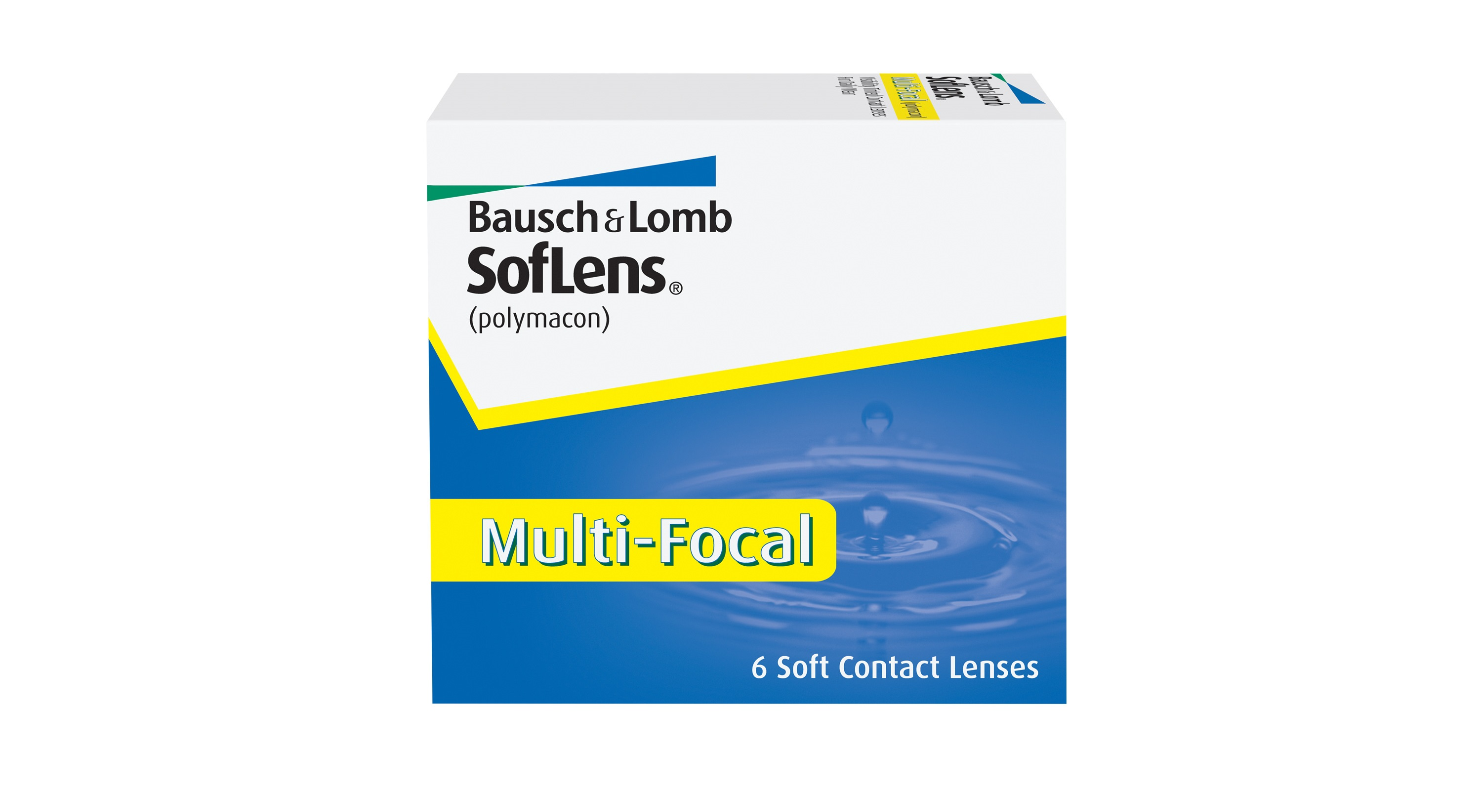 SofLens Multifocal 6 Pack - Low Add