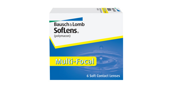 SofLens Multifocal 6 Pack - High Add