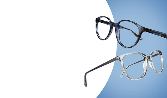 2 pairs of America's Best glasses